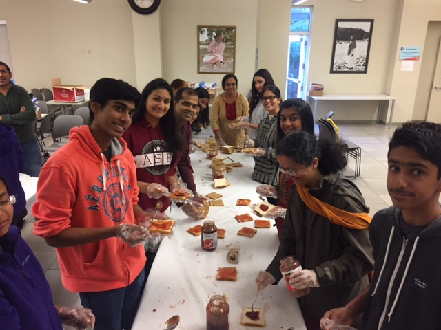 Youth Sandwich Seva - 11th Grade