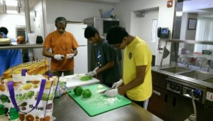 Monthly Homeless Feeding - Lunch Seva