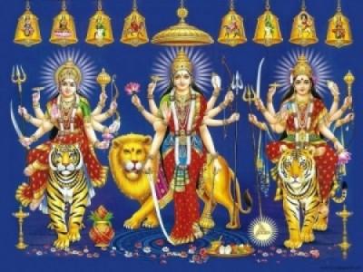 Samashti Lalitha Sahasranaama Puja