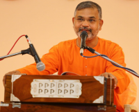 Ramacharitamanasa Satsang in Hindi with Swami Advaitanandaji