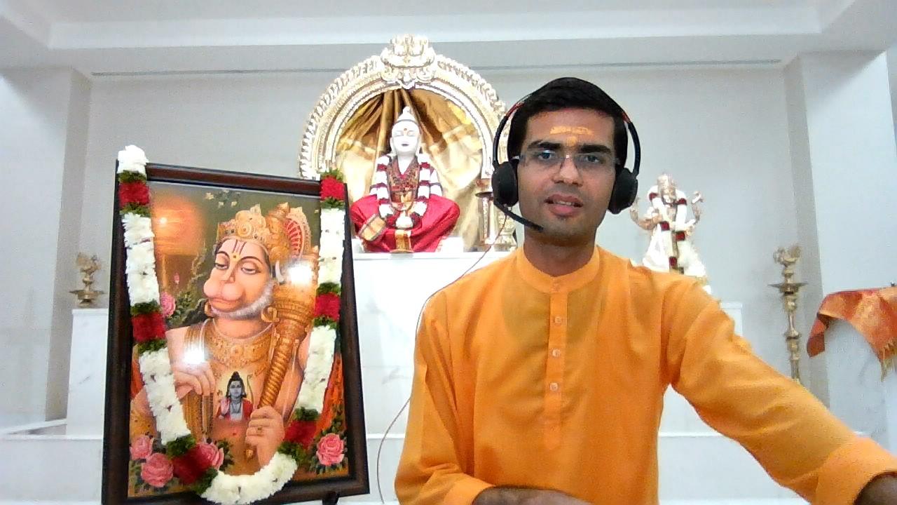 Talks on Sankat Mochan Hanuman Ashtaka