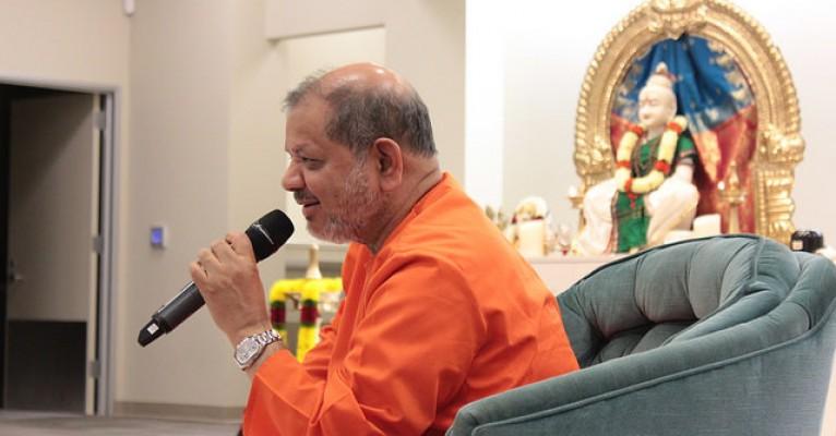 Pujya Guruji's Visit
