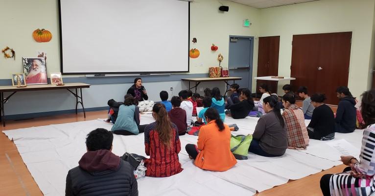 Bhajan Workshop at Berkeley
