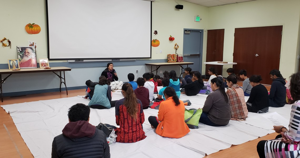 Bhajan Workshop at Berkeley