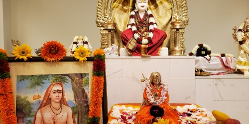 Adi Shankara Jayanti Celebrations
