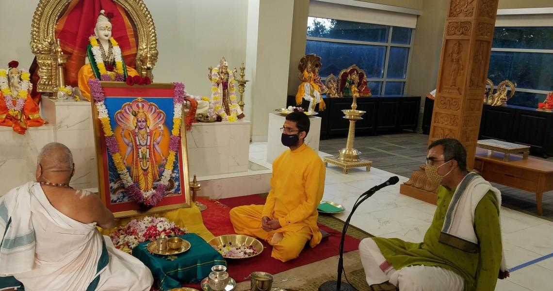 Vishnu Sahasranaama Puja
