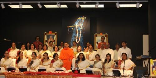 Swami Bodhatmanandaji's Birthday Celebration