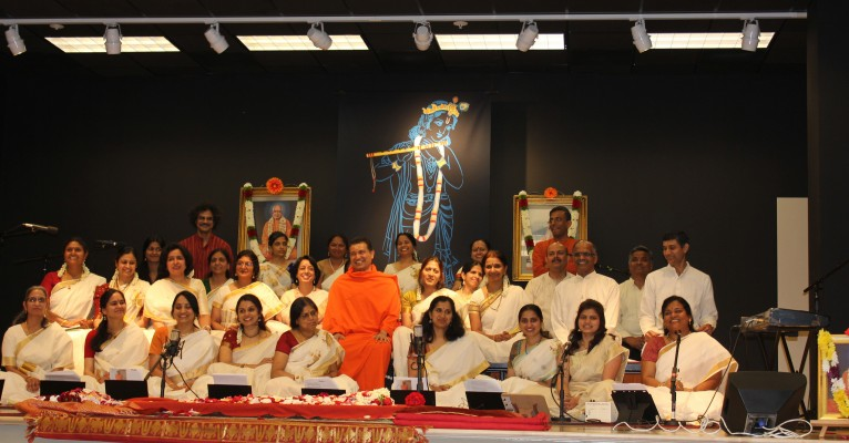Swami Bodhatmanandaji's Birthday Celebration