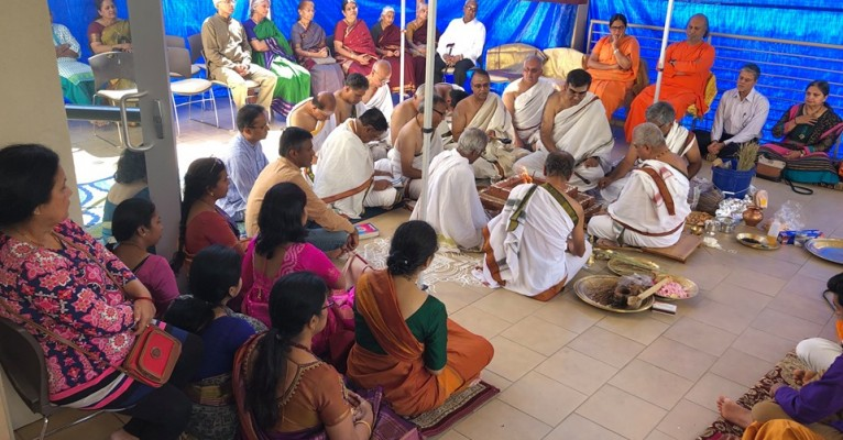 5th Anniversary Celebration of Chinmaya Sandeepany