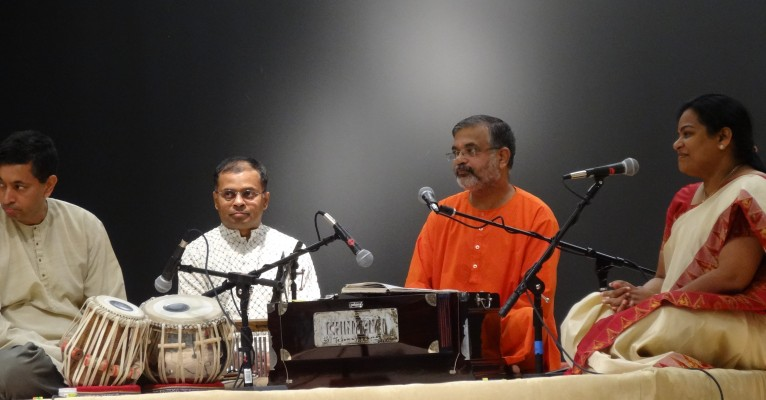 'Guna Gaoon Mein' – Bhajan Sandhya with Swami Advaitananda