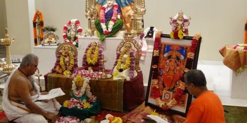 Lalita Sahasranama Puja