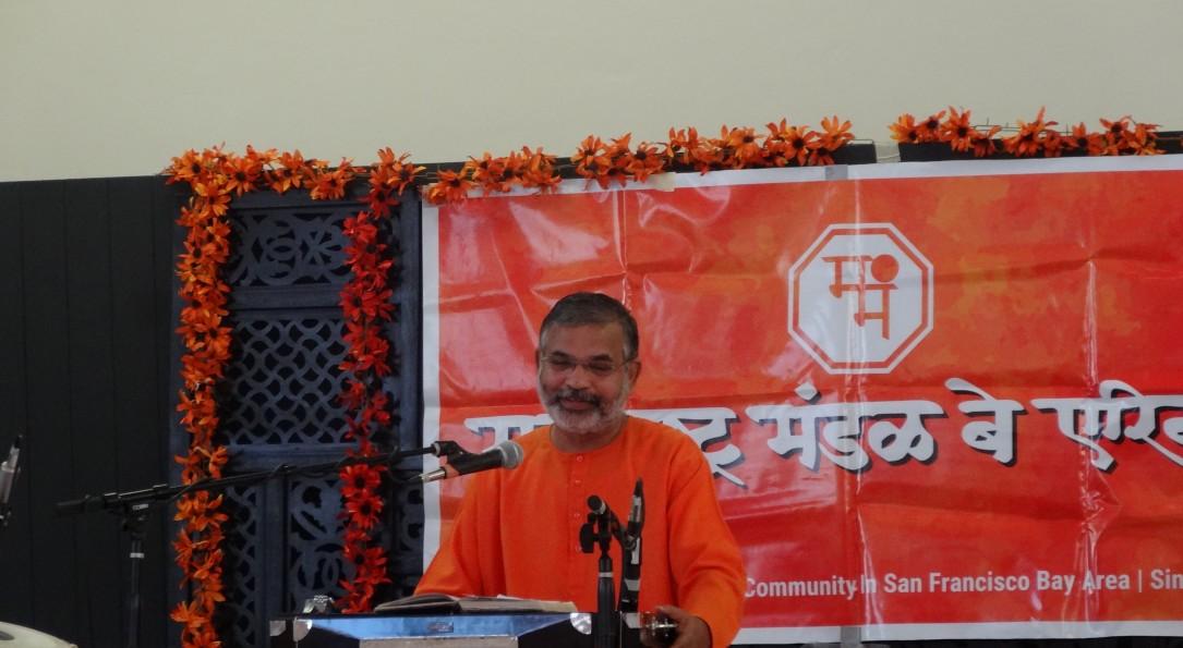 Swami Advaitananda – Abhang Vani