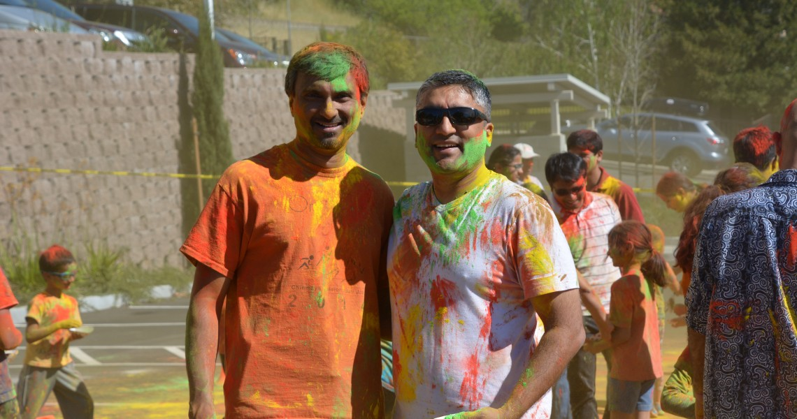 Holi Celebrations 2015