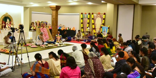 Ayyappa Bhajans and Puja