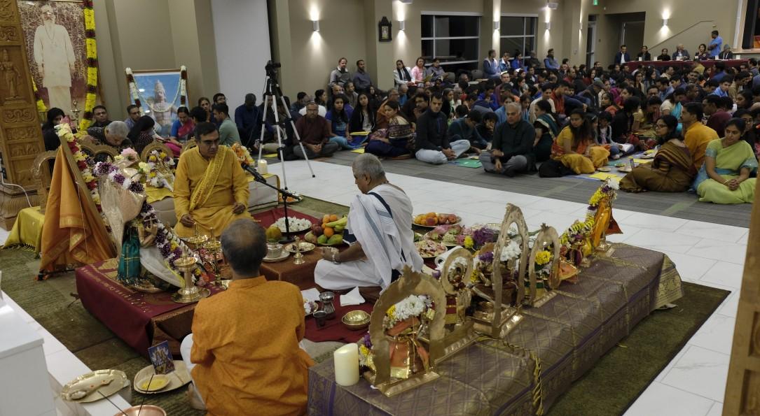 Dec 31 Vishnu Sahasranaama Puja