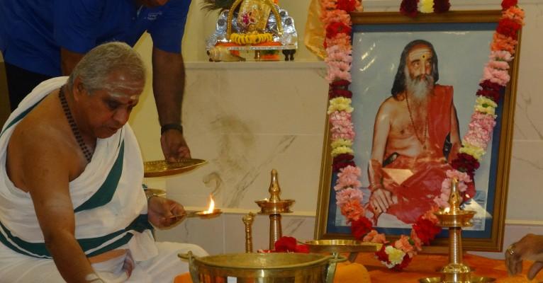 Pujya Guruji's Jayanti Celebrations