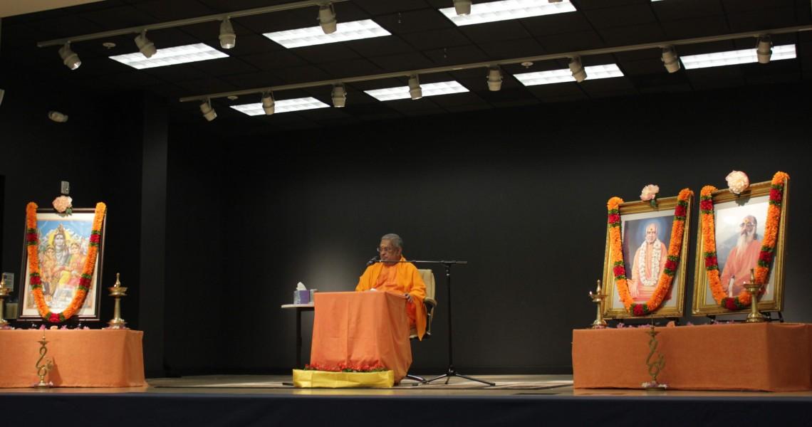 Swami Shantanandaji's Discourses