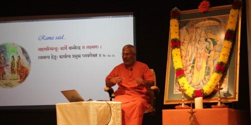 Swami Ramakrishnananda-ji's Discourses