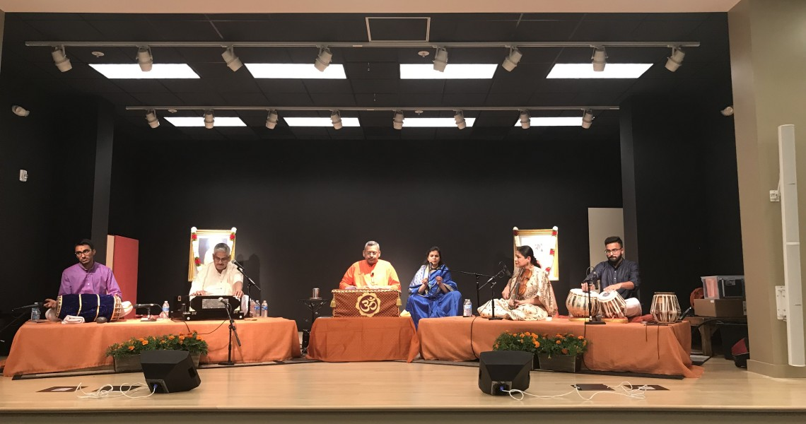 Satsang with Swamini Kaivalyananda & Bhajan Satsang with Swami Siddhananda