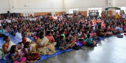 Bala Vihar 2017-18 year begins