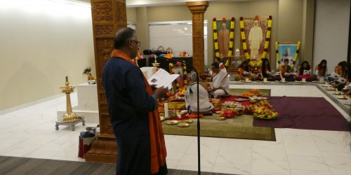 Gurudev Jayanti and Bala Vihar Graduation 2018