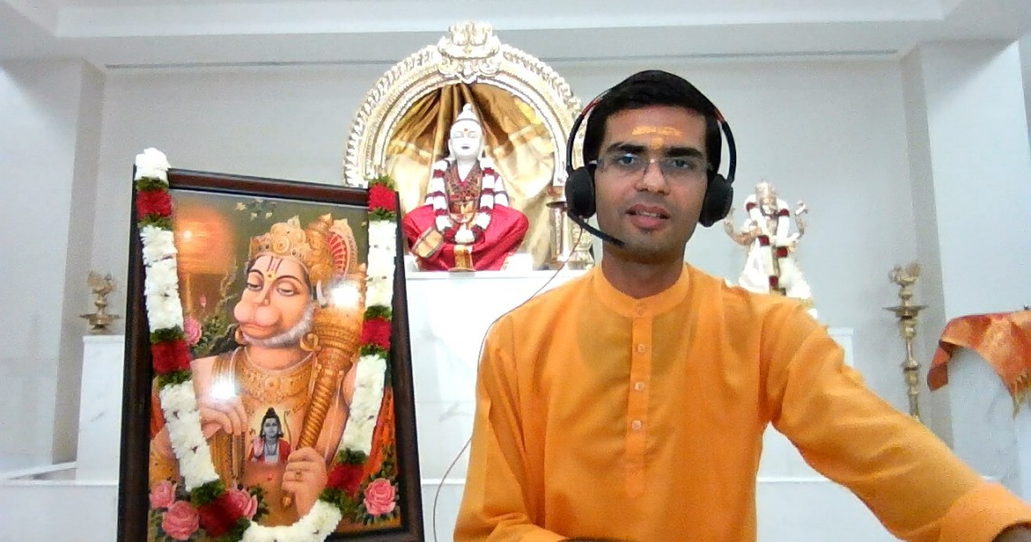 Hanuman Chalisa Chanting