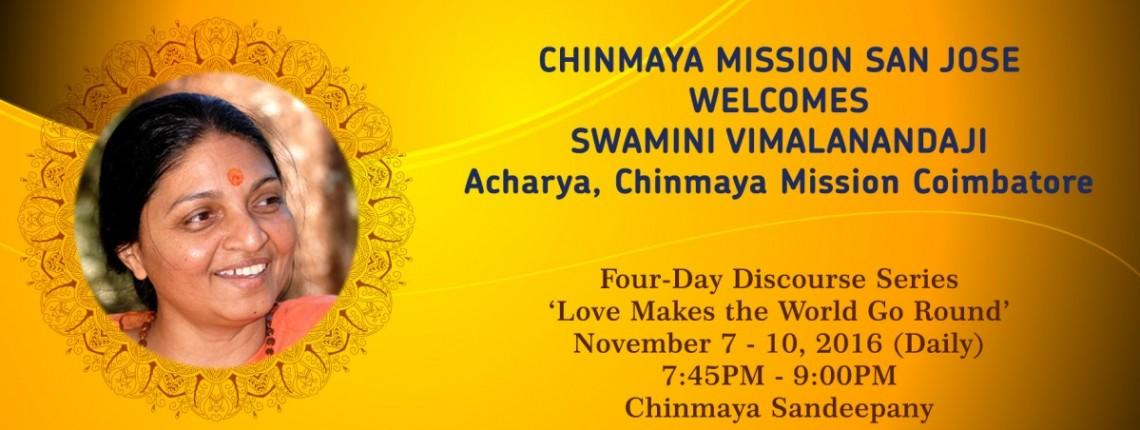 Swamini Vimalananda
